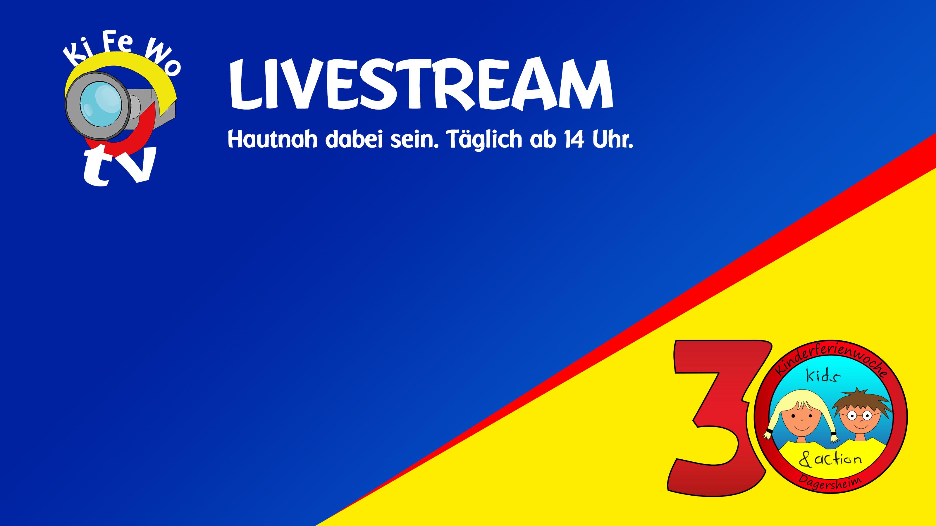 Zurzeit kein Livestream
